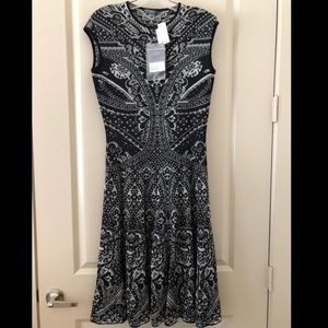 Black Alexander McQueen Dress Brand New with tags